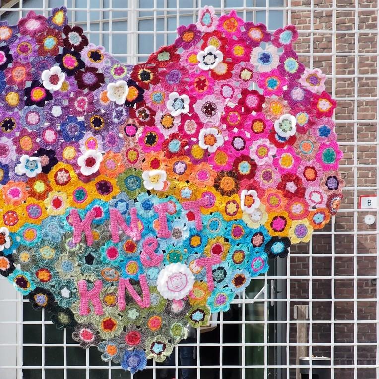 Knit & Knot bloemenfestijn 2018